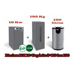 PACK UNIT BC 16 KW BT DUO 150 LITROS