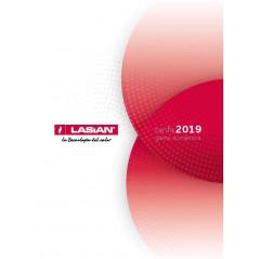 Tarifa Catálogo General Lasian 2019-2020