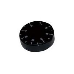 Botón regulación termostato capilar para TRC-100 de Watts.