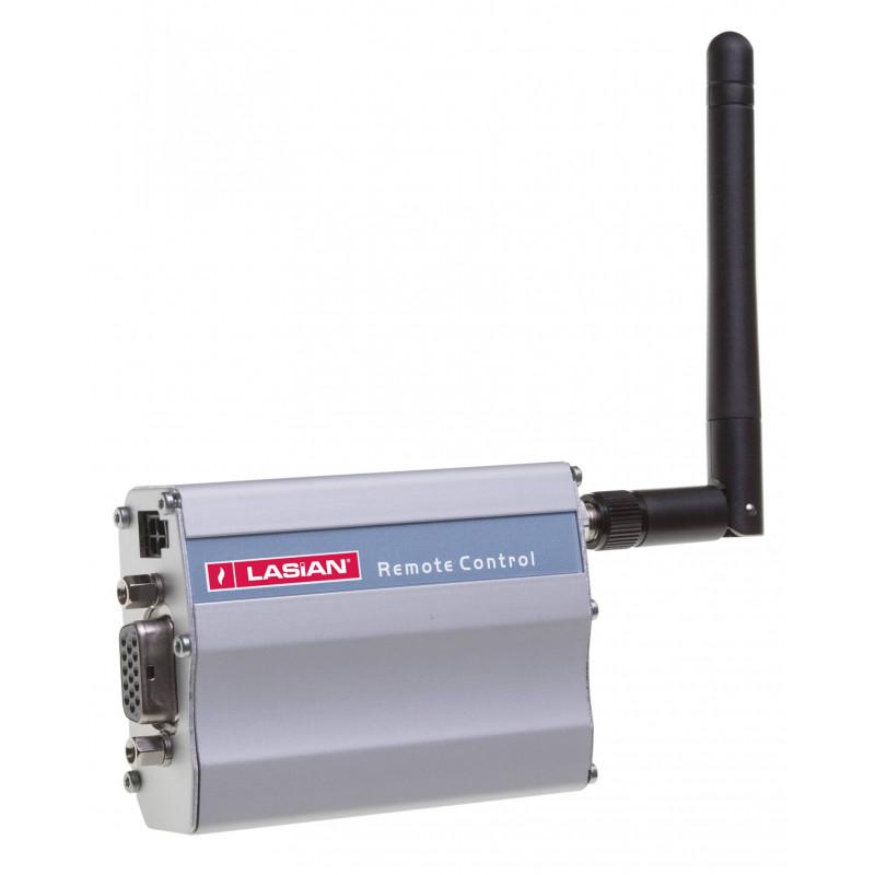 Control remoto Modem GSM para regular vía SMS las estufas Lasian