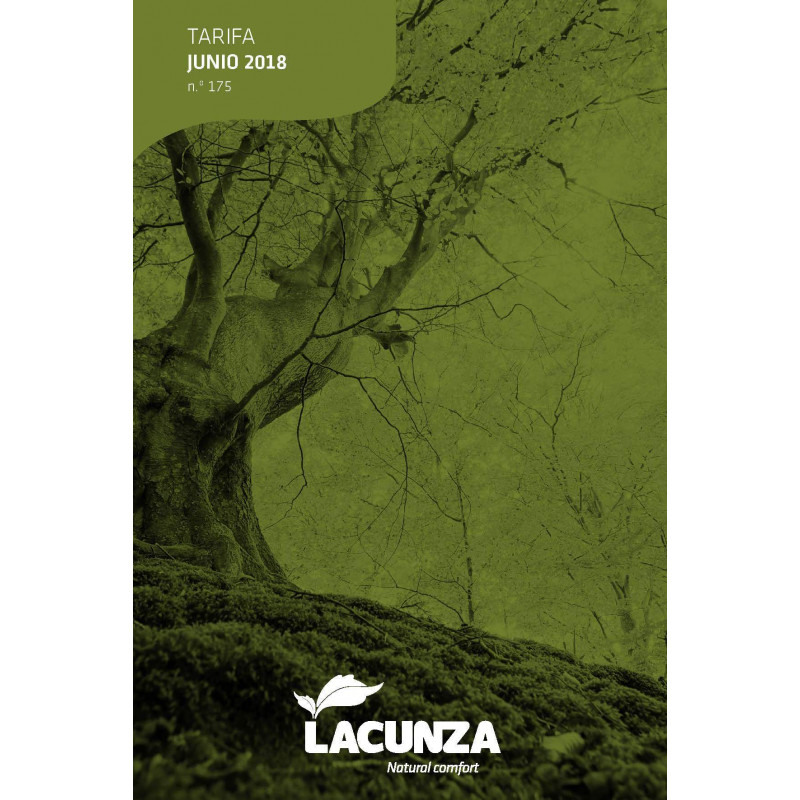 Tarifa Lacunza 2018
