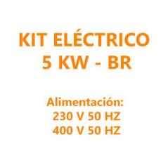 KIT ELÉCTRICO 5 KW - BR (Resistencia 5 kW Boca de Mano) Thermor